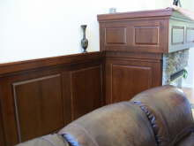 Bazhenov Mantel and Wainscot - Rancho Santa Margarita