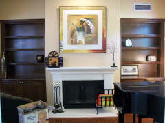 Foster Bookcases Ladera Ranch