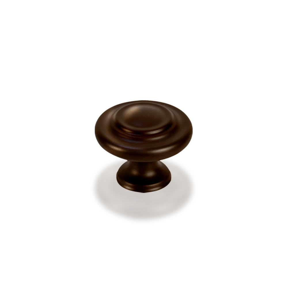 Oil Rubbed Bronze Rosette Knob