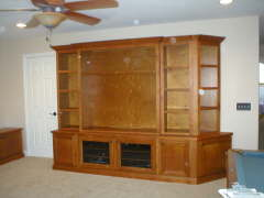 Wall Unit Furniture - Rancho Santa Margarita