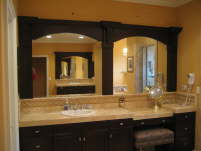 Rold Double Vanity Mirror